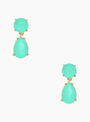 Kate Spade Drop Earrings | That's Pretty Ace