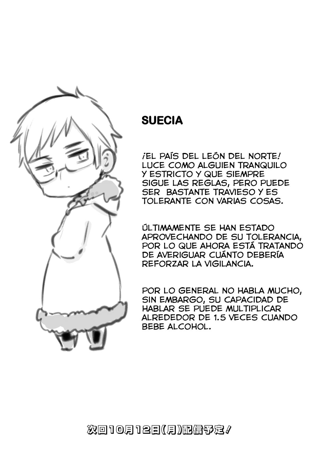 ヘタリア World Stars Capítulo 108 Hetalia Meme Divertido Manga Español
