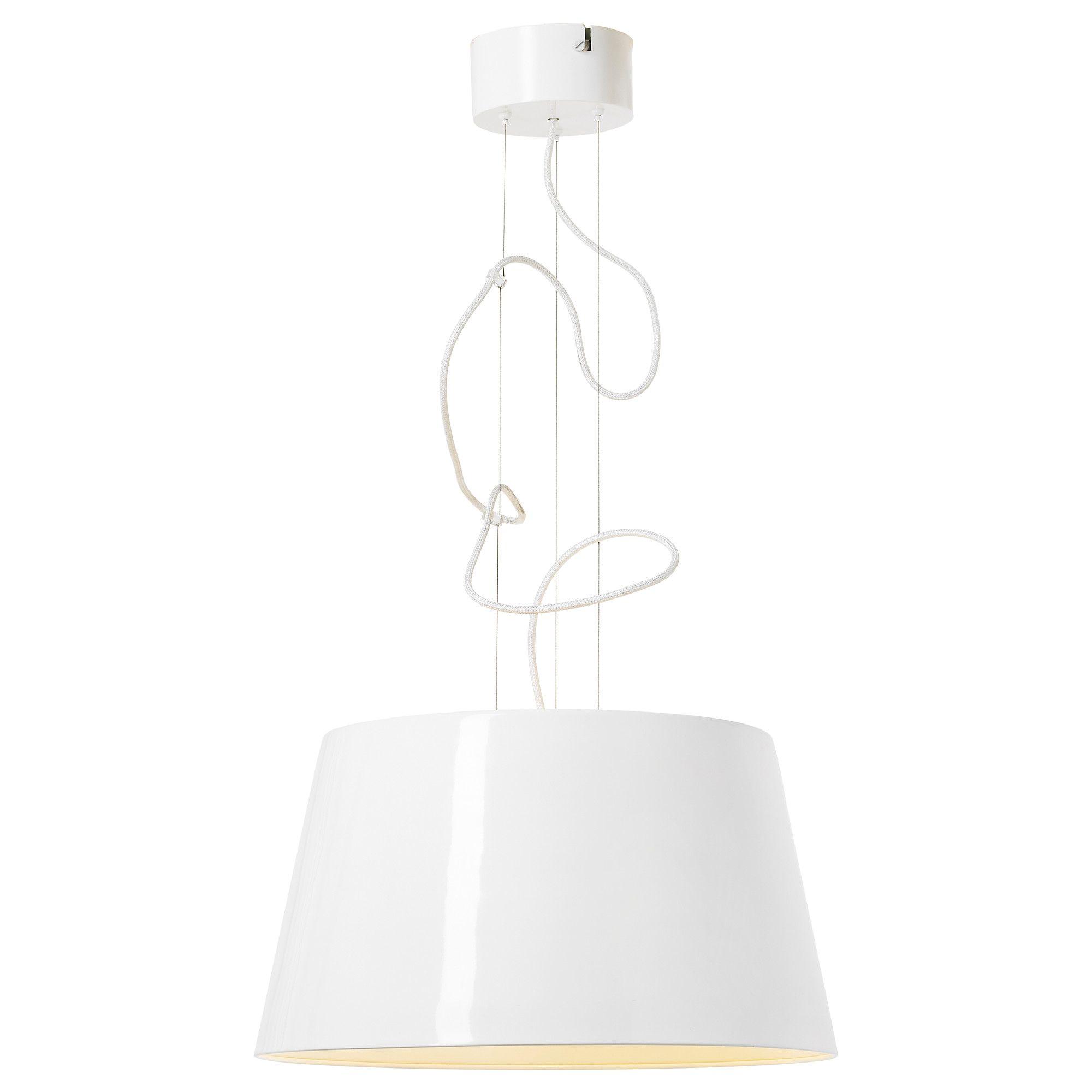 Kulla L Mpara De Techo Blanco Ikea Ikea Pinterest Techo  ~ Lamparas De Techo Infantiles Leroy Merlin