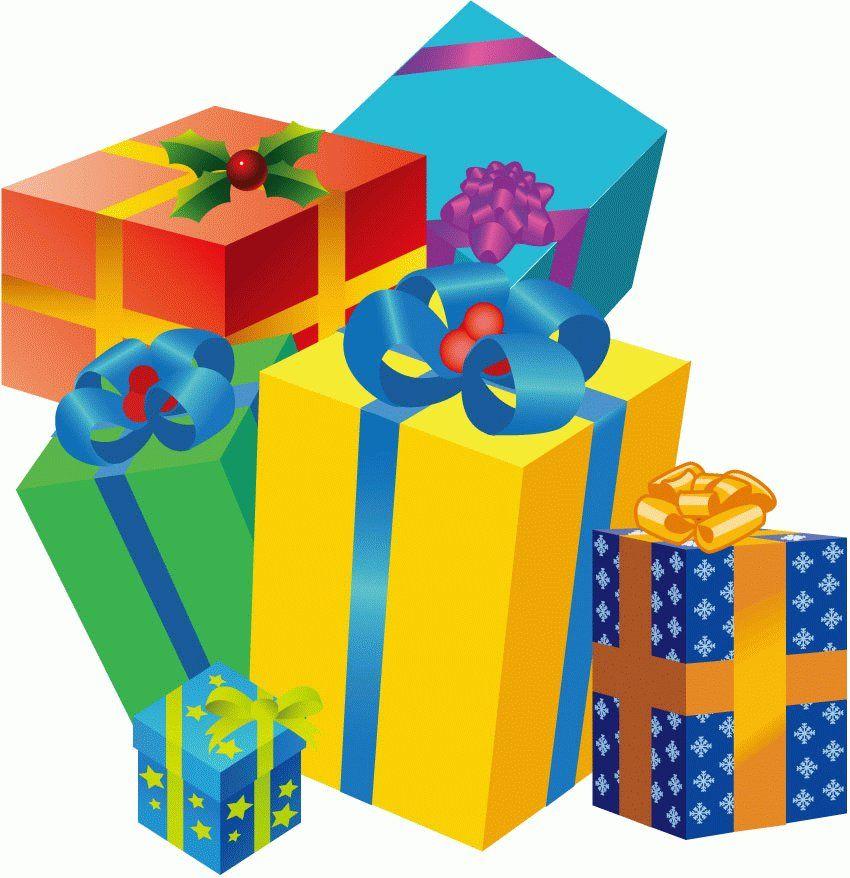 Cartoon gift box cliparts elf pinterest survival