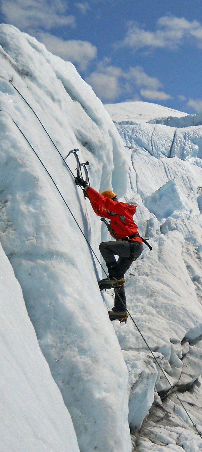 Climb, Trek, Hike Or Even Zip Line