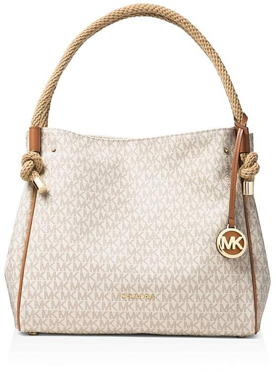 ad0665e713f73 MICHAEL Michael Kors Isla Large Grab Bag