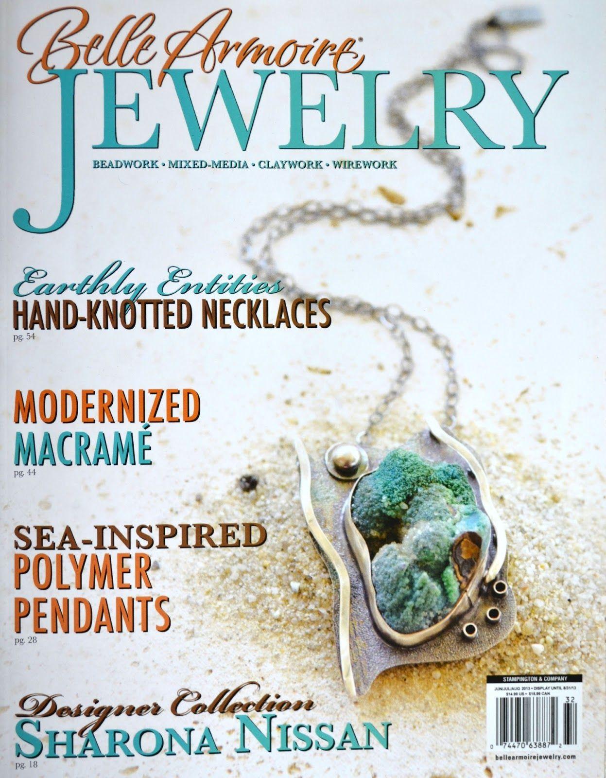 jewelry magazine - Google Search
