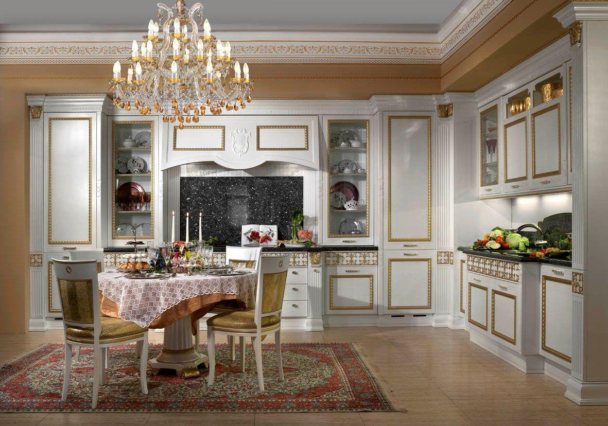 Desain Interior Rumah Klasik Interior Dapur Desain Dapur Model Dapur Desain interior rumah klasik
