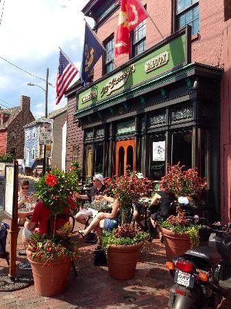 Mcgarvey S Saloon And Oyster Bar Maryland My Maryland