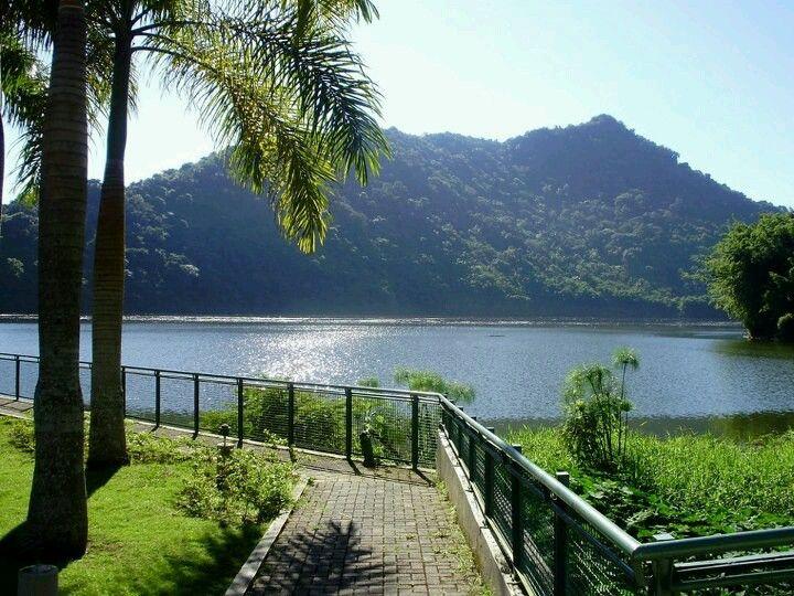 Lago Dos Boca Utuado, Puerto Rico