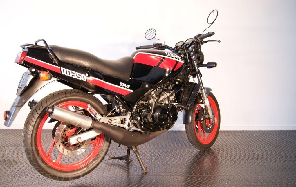 1986 Yamaha RD 350 F #1   Bikes.BestCarMag.com