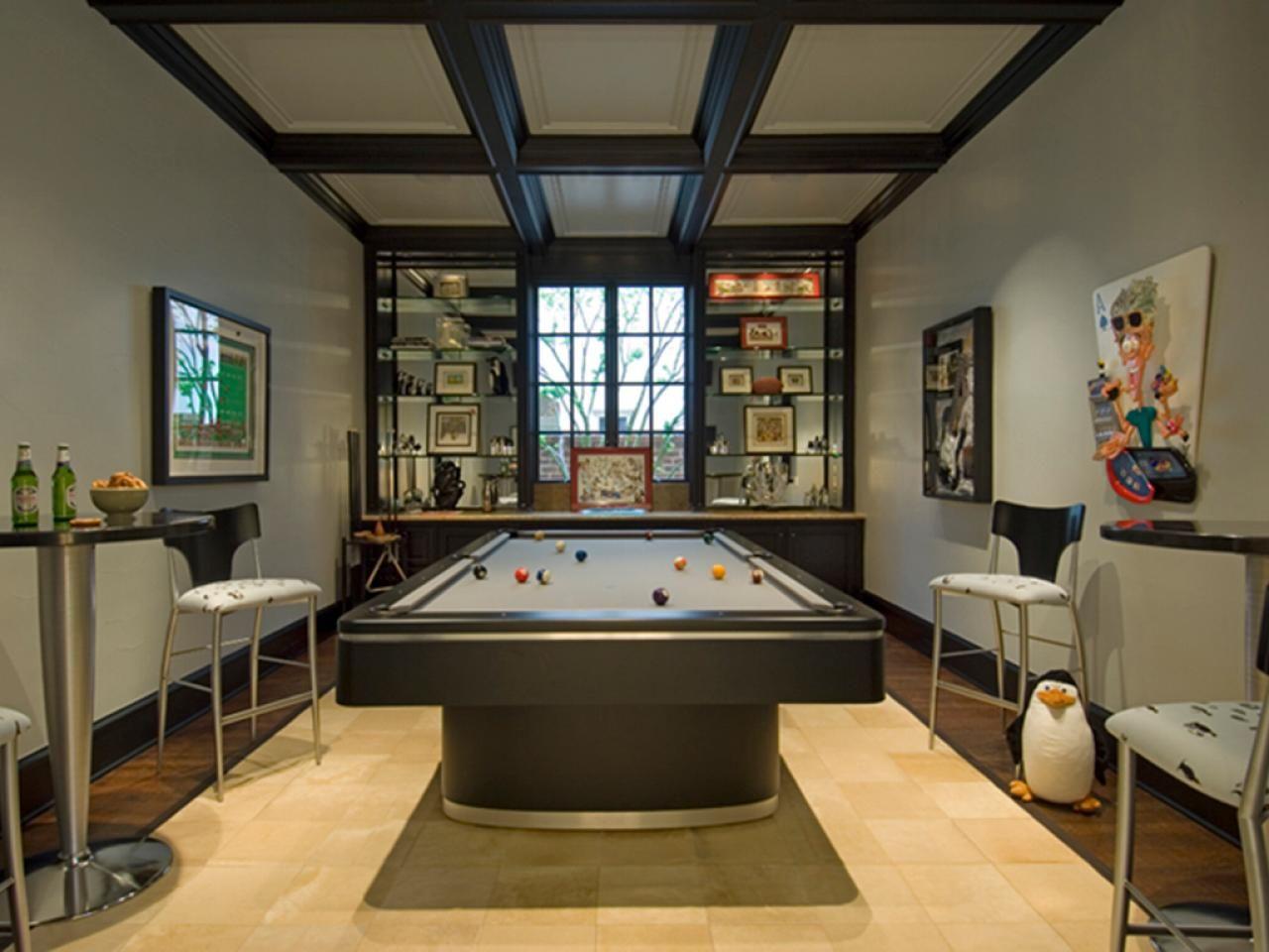 Mary Anne Smiley Highland Park Soft Contemporary 35 Jpg Rend Hgtvcom 1280 960 Jpeg 1280 960 Bonus Room Decorating Pool Table Room Modern Pool House