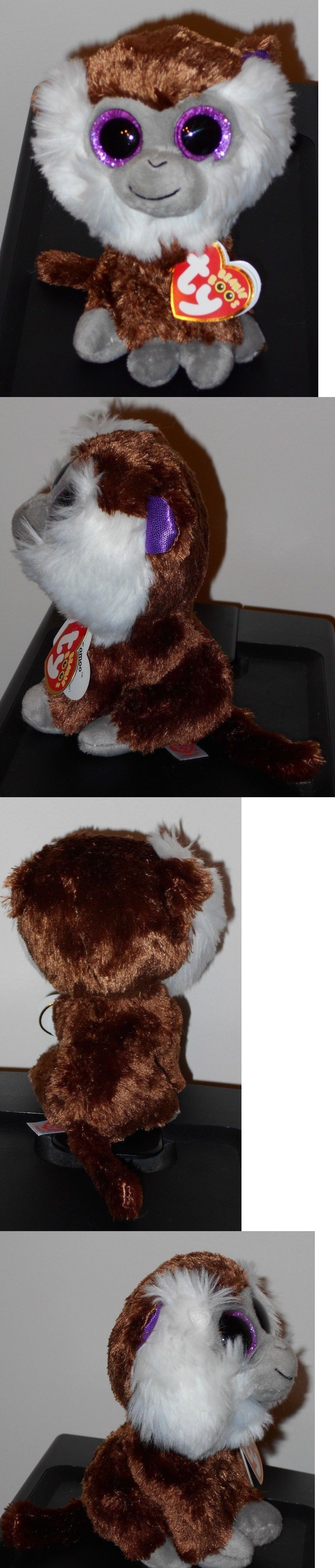 Current 438  Ty Beanie Boos ~ Tamoo The 6 Monkey (Glitter Eyes) New Mwmt  European Exclusive -  BUY IT NOW ONLY   10.9 on eBay! 62acead080c4