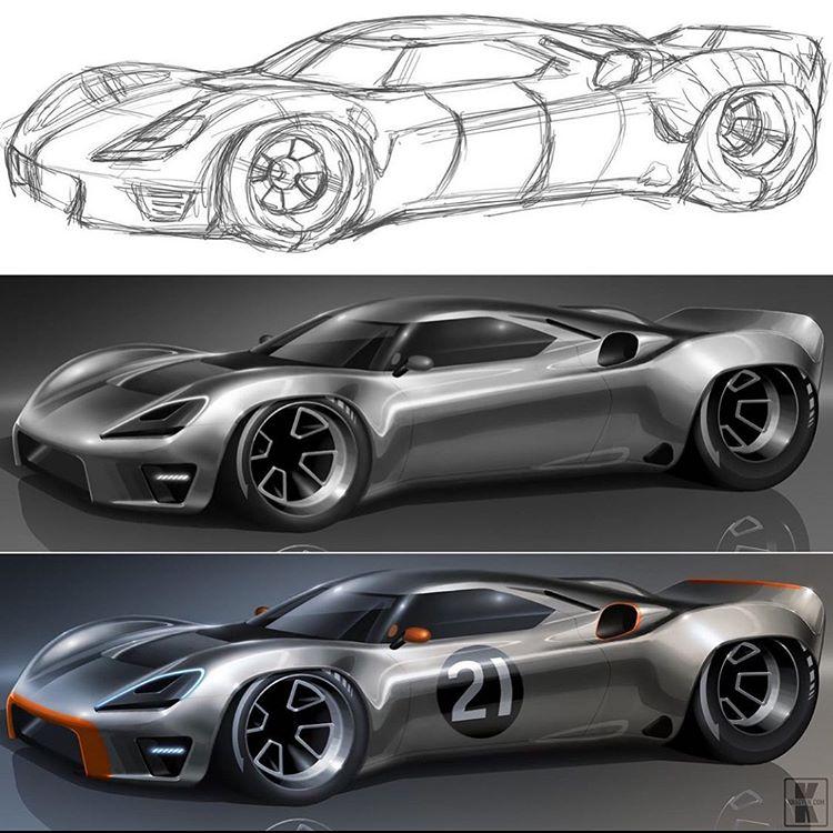 Car Design Daily (@cardesigndaily) • Photos et vidéos Instagram
