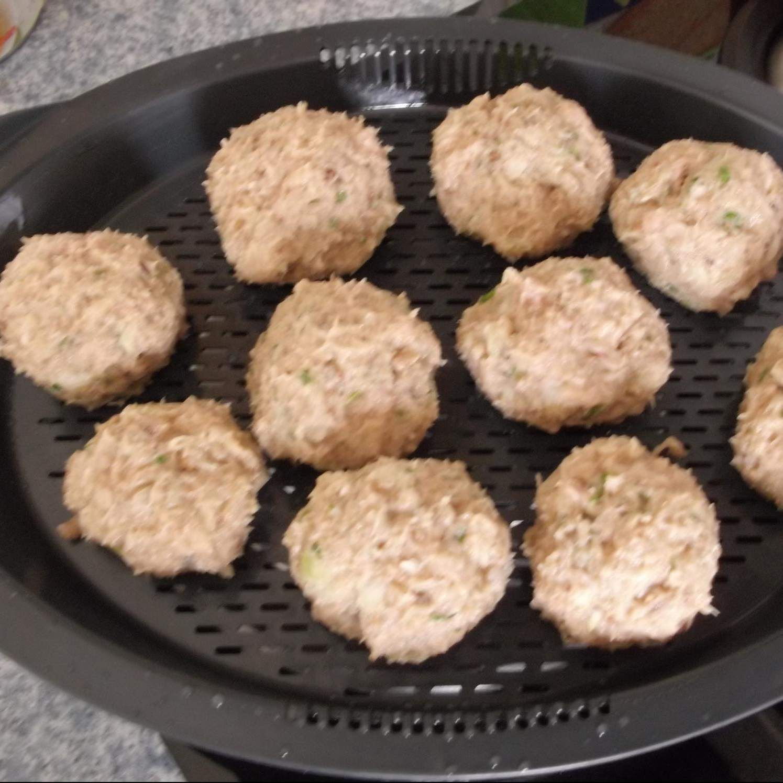 Recette Boulettes de dinde aux légumes sauce moutarde par christi57 - recette de la catégorie Plat principal - divers