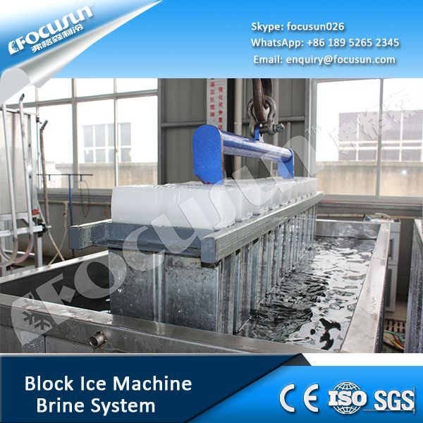 A Traditional Cooling System Brine System Focusun Improves The