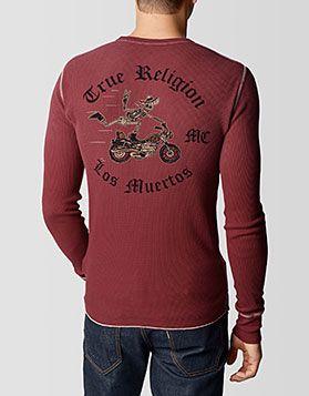 Men's Shirts, Sweaters & Hoodies | TRUE RELIGION #TRHOLIDAY13