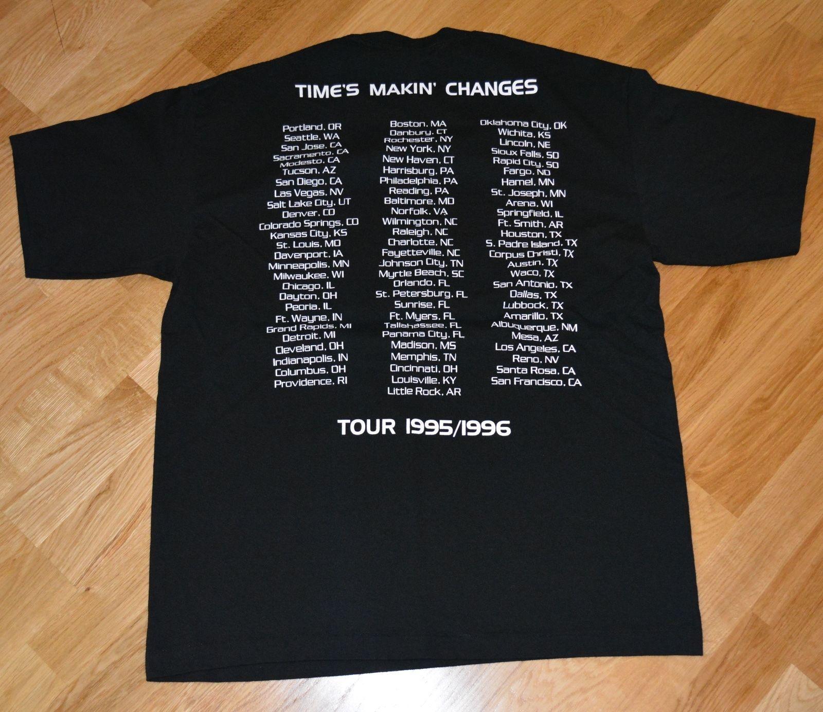 b168c998f Vintage Concert T Shirts San Francisco   Saddha