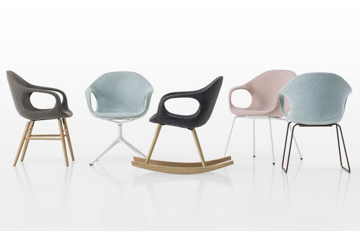 Superb ... Design Chair / Polyurethane / Leather / Swivel ELEPHANT FOUR LEGS By  Neuland. Paster U0026 Geldmacher   Kristalia And Find Where You Can Buy It.