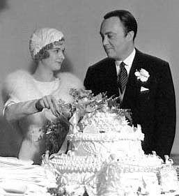 HOLLYWOOD HEYDAY: March 16, 1932 Joan Bennett and Gene Markey