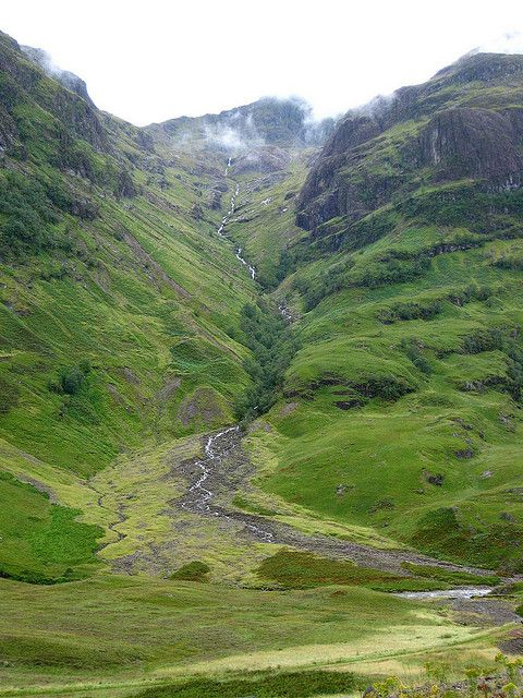 Glen Coe- my favorite place I visited in Scotland :)