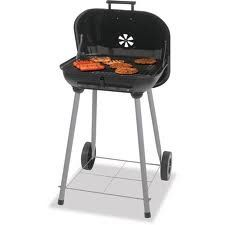 """1 X Charcoal Grill, Backyard Grill 17.5\"""", Grills up to 15 ..."""
