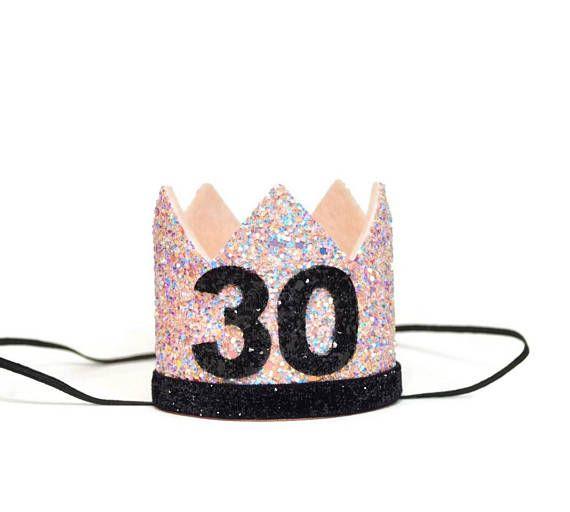 Birthday Crown Adult