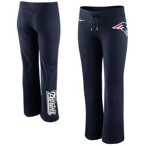Nike New England Patriots Ladies Tailgater Fleece Pants patriots party be4c05117
