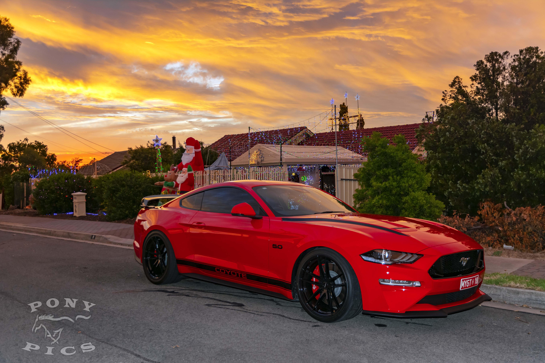 Mustang In Australia 2018 Mustang Gt