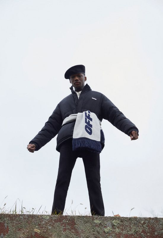 OFF-WHITE now unveils its Pre-Fall 2018 Menswear lookbook, amidst peak hype around Virgil Abloh's