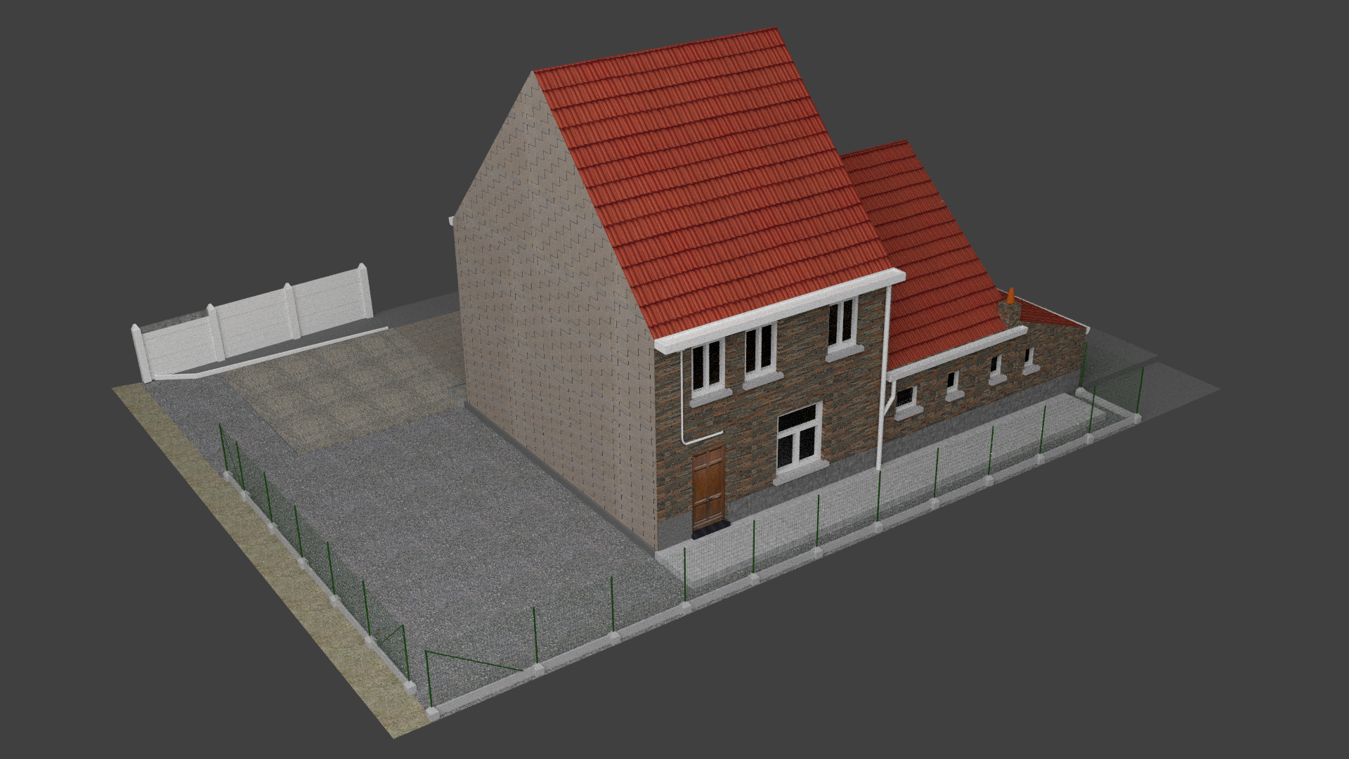House (ongoing project)