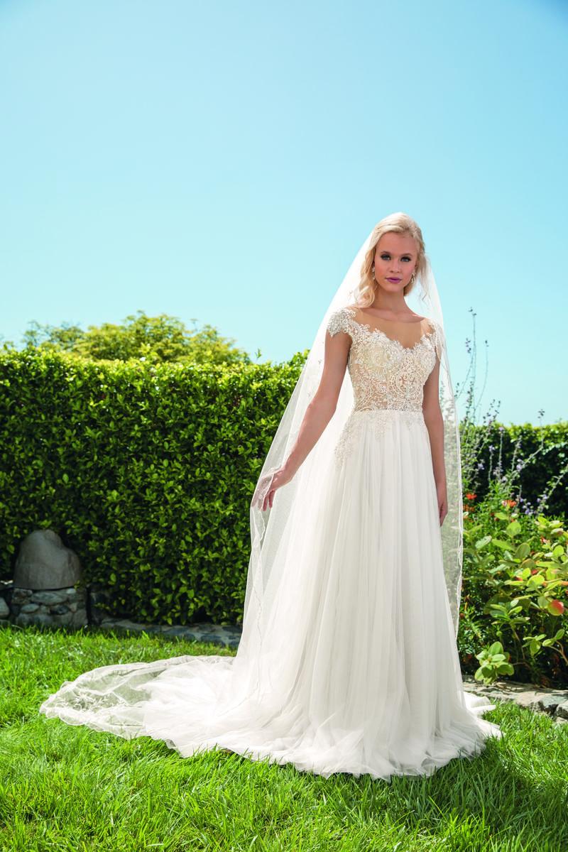 Discount Casablanca Bridal 2364 Casablanca bridal gowns