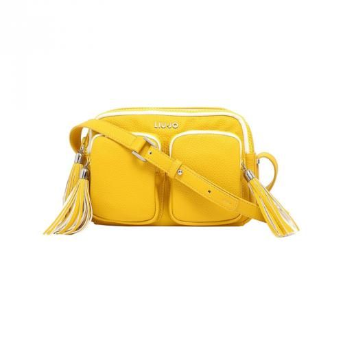 Liu jo borsa tracolla eubea empire yellow ad Euro 64.50 in