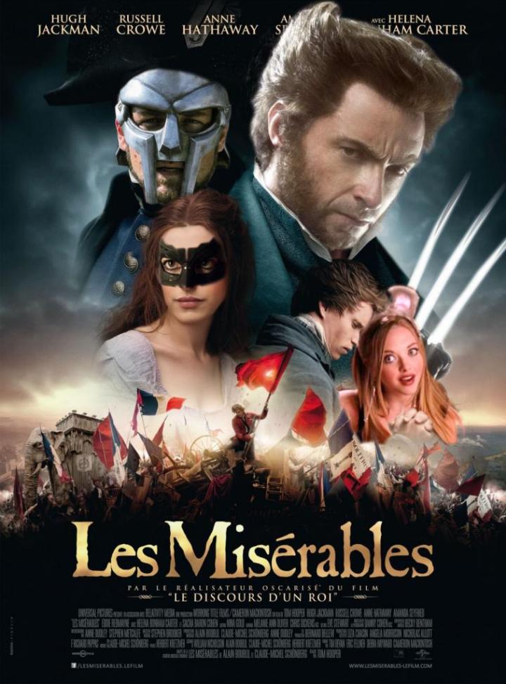 The Real Les Mis Les Miserables Les Miserables Funny Les Miserables Poster