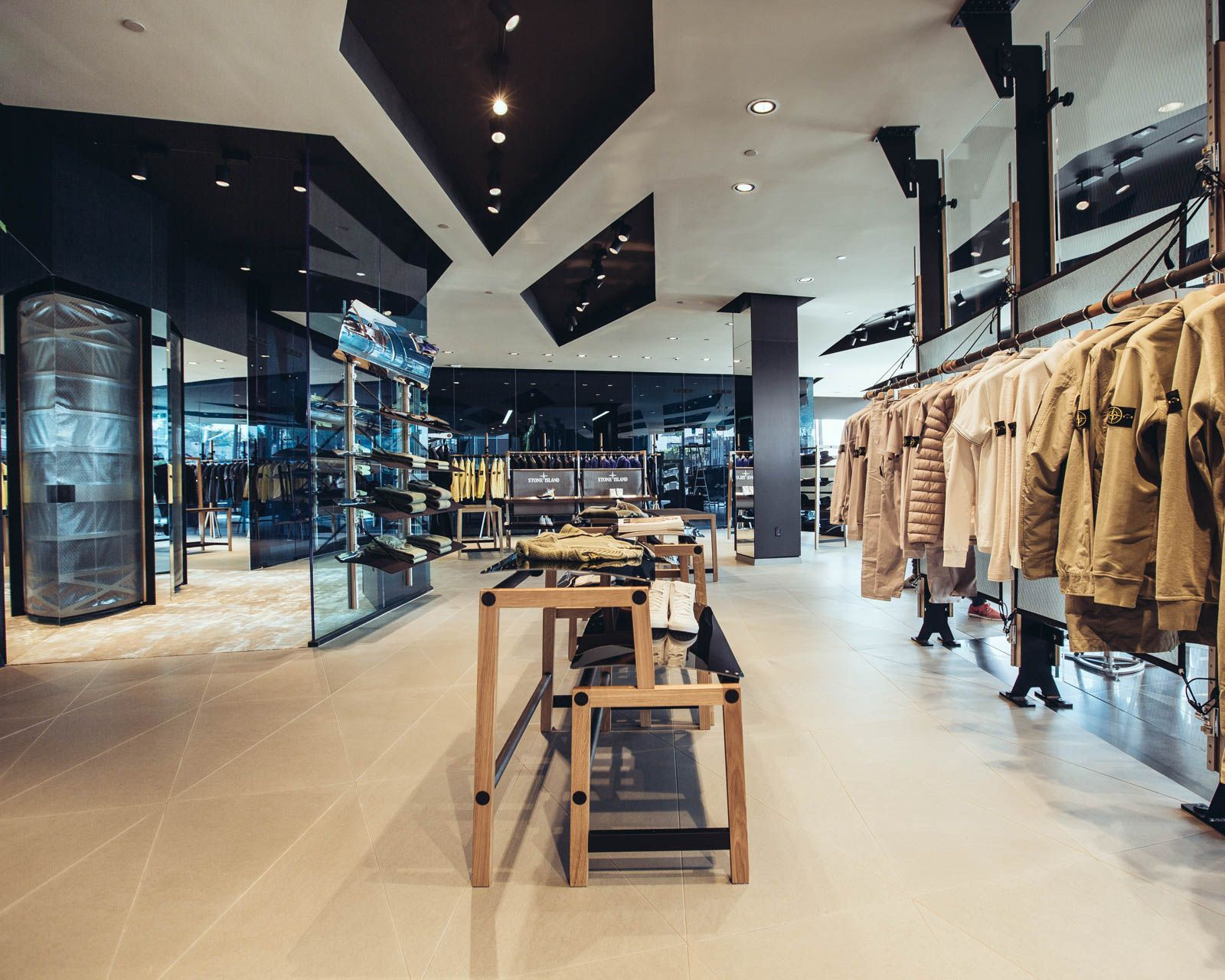 THE NEW STONE ISLAND FLAGSHIP STORE IN LOS ANGELES 101 N ...