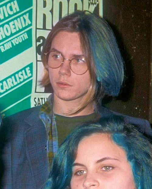 I Love It When He Had Glasses And Long Hair River Phoenix Actors River