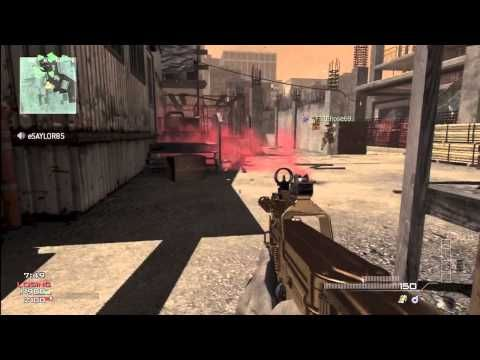 Black Ops 2 Soundtrack & Audio (MW3 Gameplay Commentary)
