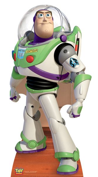 Buzz L Eclair Personnages Dessins Animes Toy Story