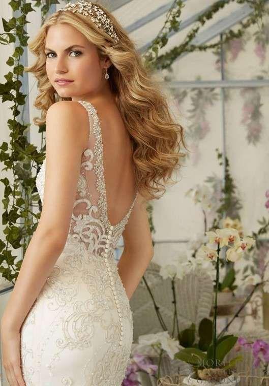 Resultado de imagen para vestido de novia mori lee | VESTIDOS NEL ...