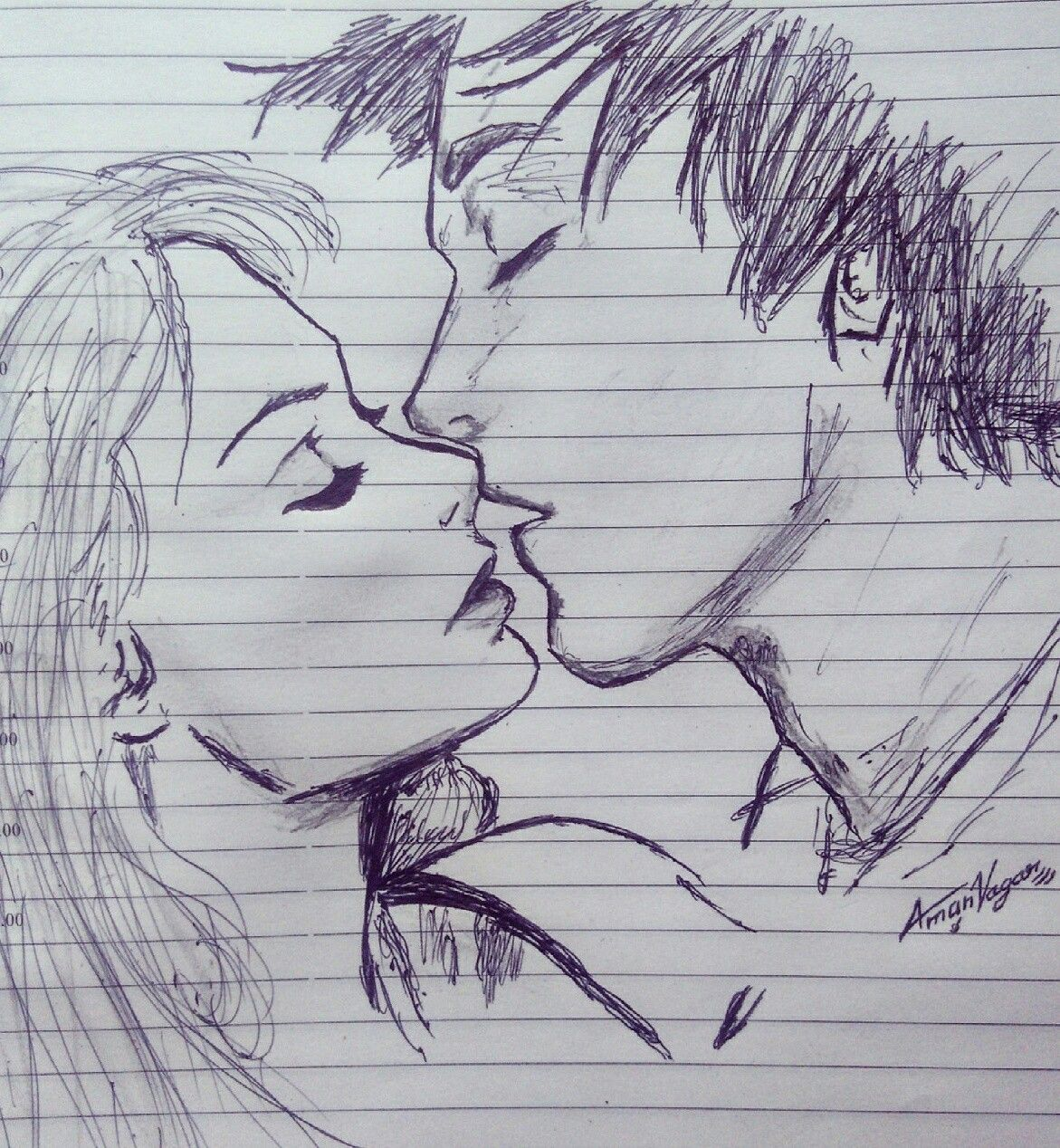Romantic Sketch
