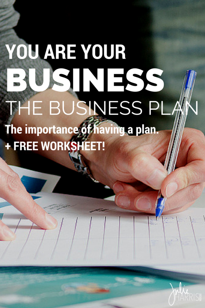 you are your business the business plan blogging tips and tricks