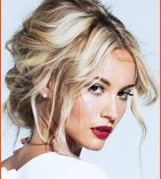 Easy Casual Updo Hairstyles For Medium Length Hair | prom up do\'s ...