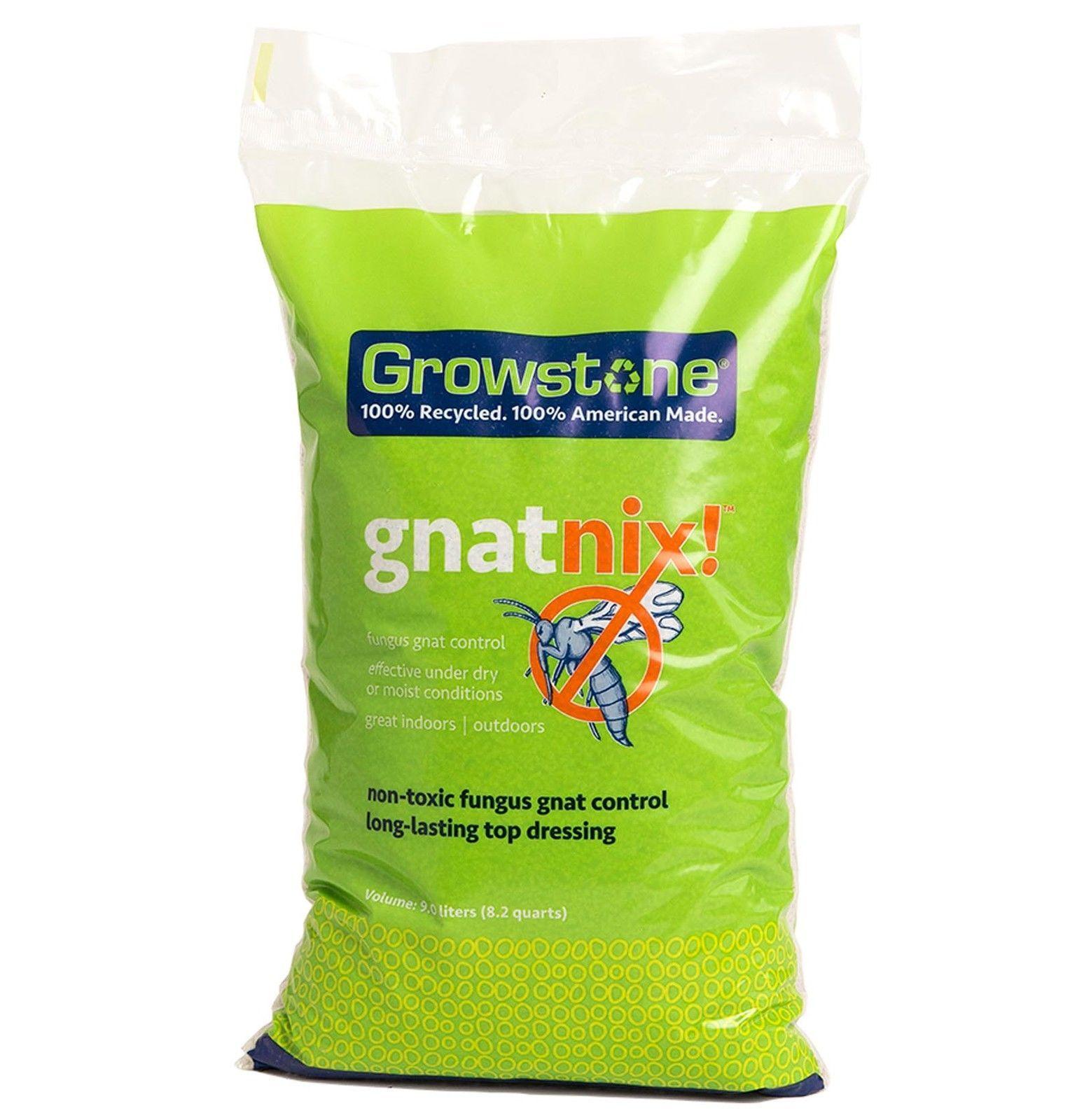 Growstone Gnat Nix 9 Liter ChemicalFree Fungus Gnat