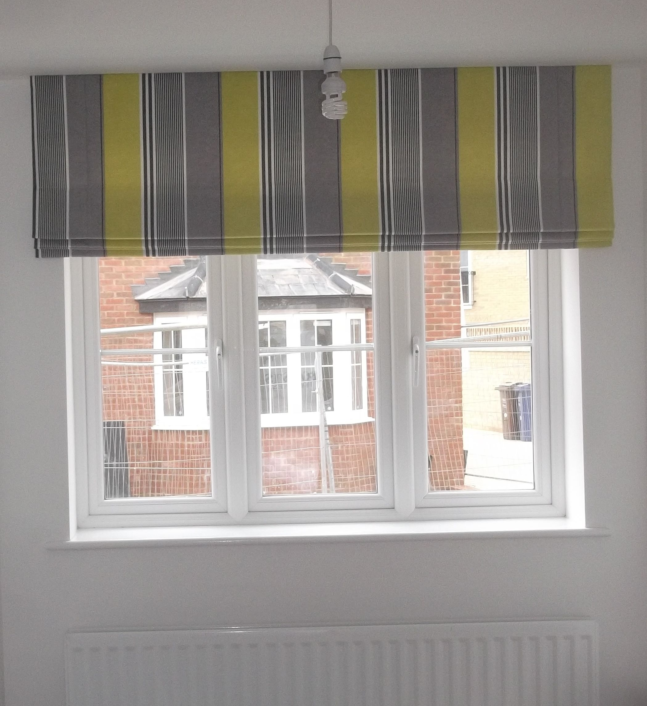 Roman Blind In Designers Guild Fabric Roman Blinds