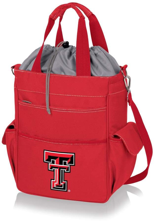 Picnic Time Texas Tech Red Raiders Activo Cooler Tote #ohiostatebuckeyes