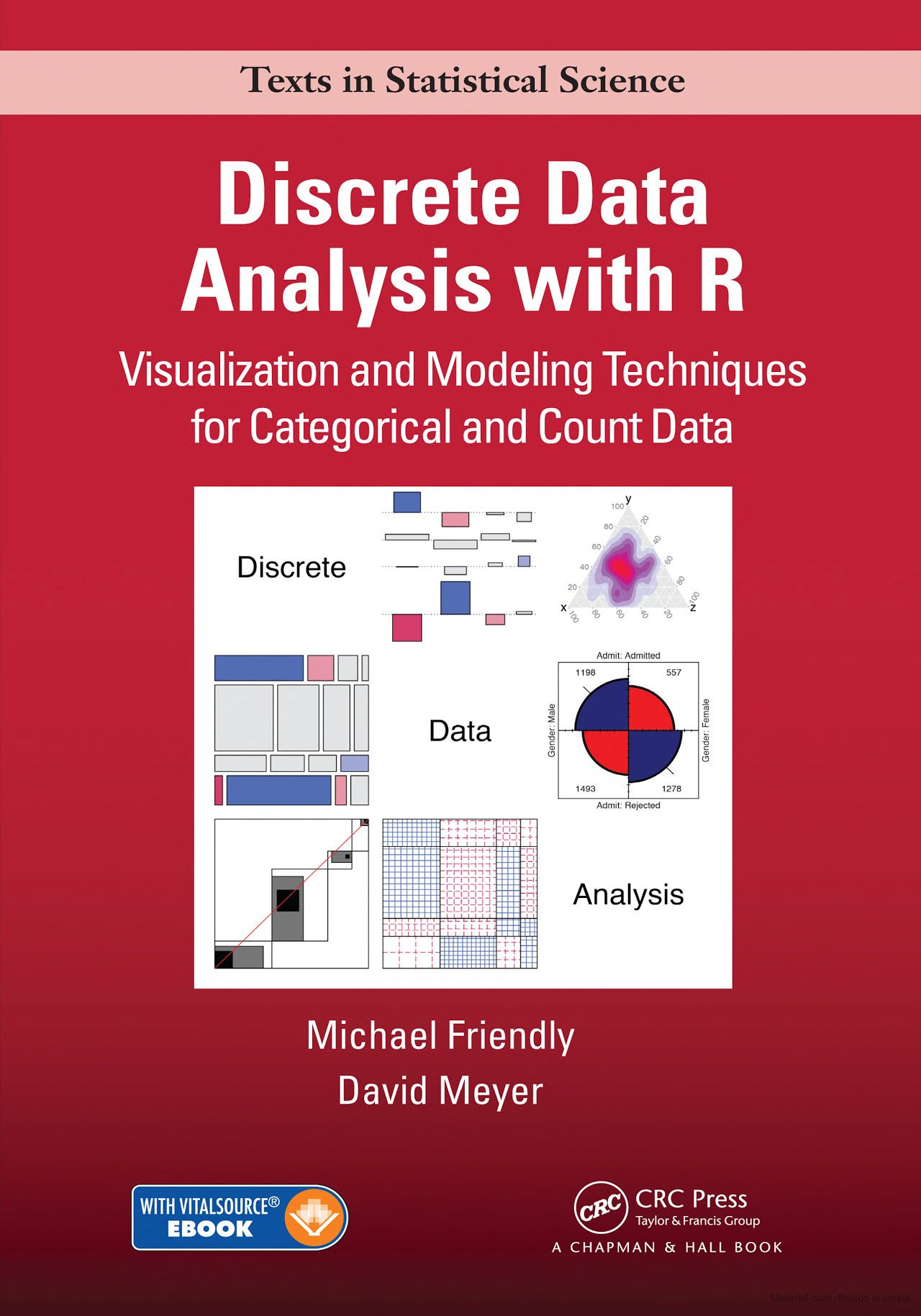 Discrete Data Analysis with R Visualization and Modeling