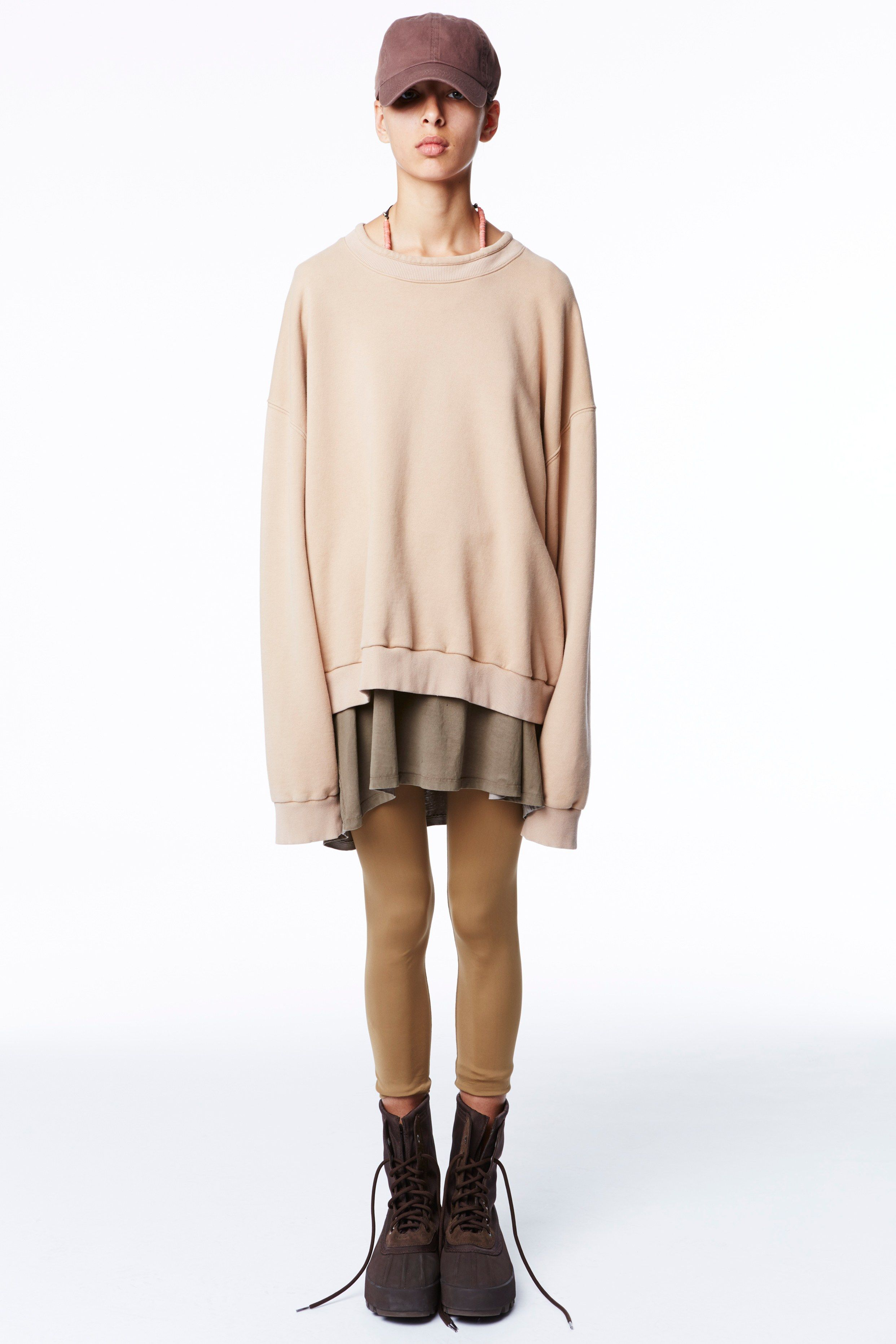 Yeezy Spring 2016 Ready To Wear Fashion Show Yeezy Fashion Yeezy Outfit Kanye West Clothing Line