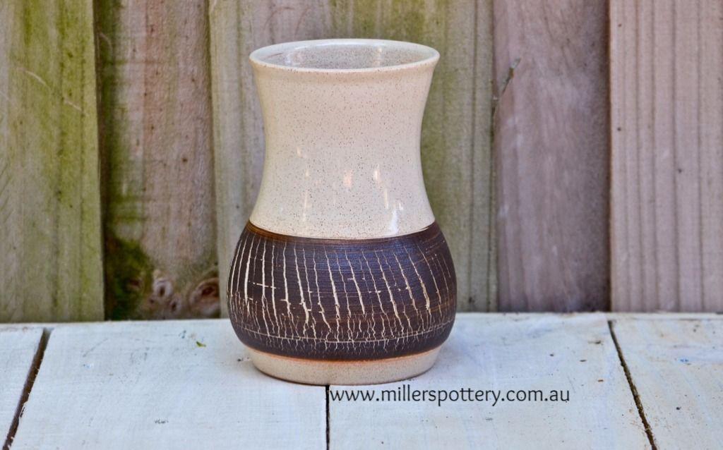 Australian handmade ceramic vase by