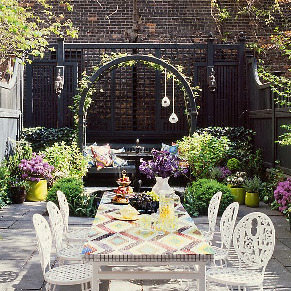 Beautiful 25 Cool Outdoor Dining Room Design Ideas