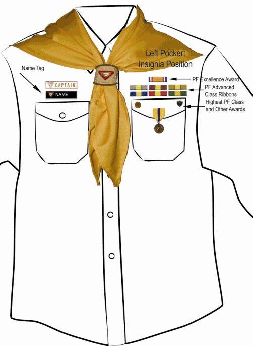pictures of sda pathfinders honors | Pathfinders » Uniform