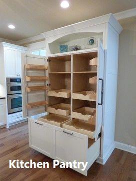 15 Formidably Functional Diy Tips For Your Kitchen S Pantry 1 Kuchen Speisekammerdesign Kuchen Speisekammer Schranke Eingebaute Speisekammer