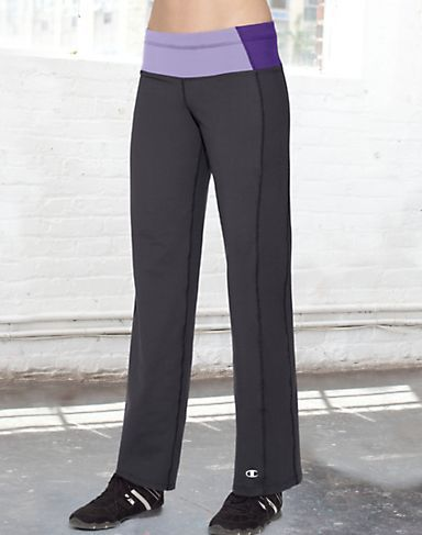 1e54bfd3465a Champion PowerTrain Workout Women s Pants