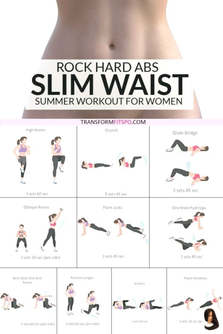 Rock Hard Abs - Slim Waist Workout for Women - Fitness Moti ...-ad_1]  Rock Hard Abs – Slim Waist Wo...