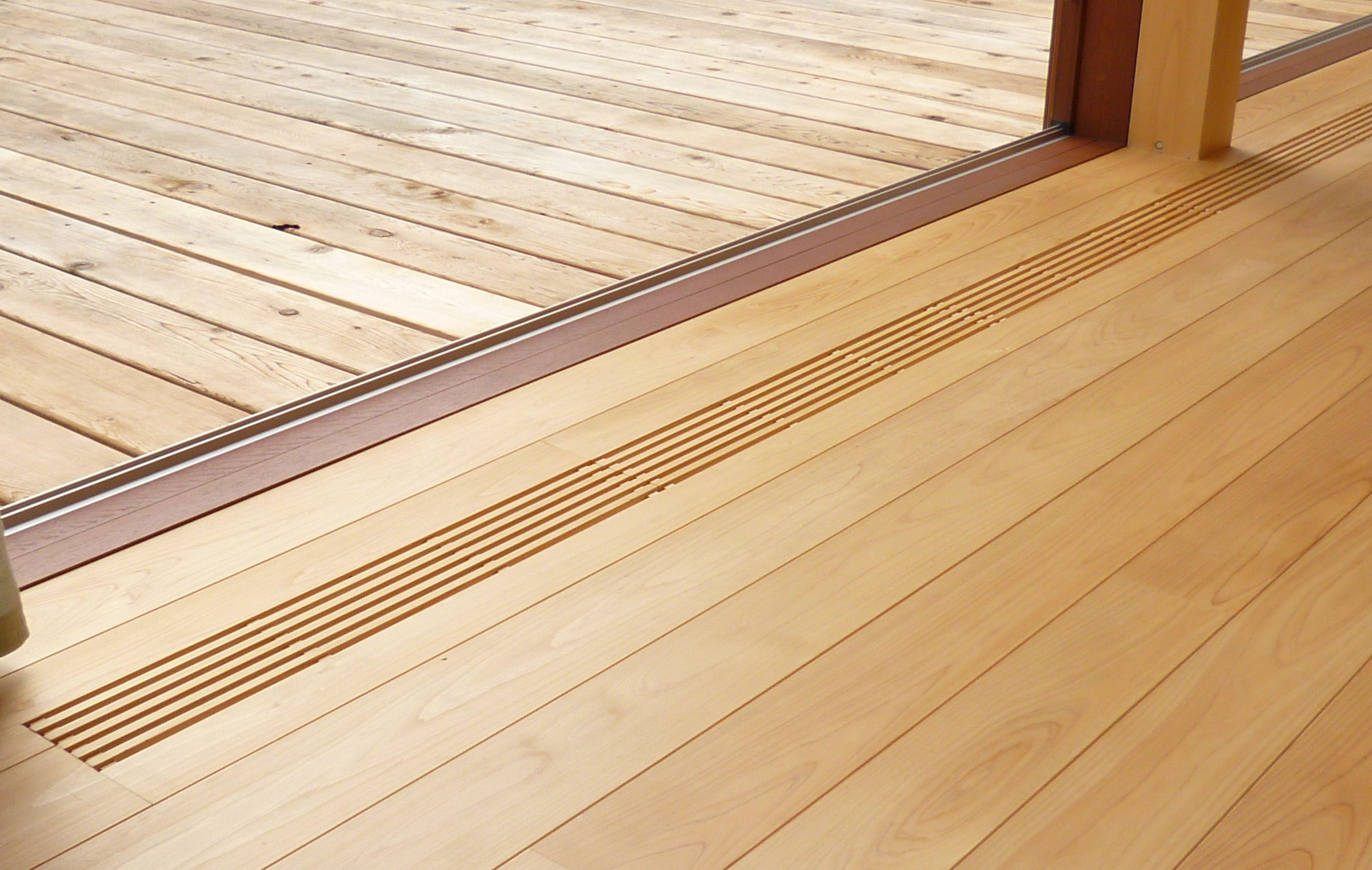 イマガワ 国産ヒノキでつくる床通気口を発売 画像あり 床
